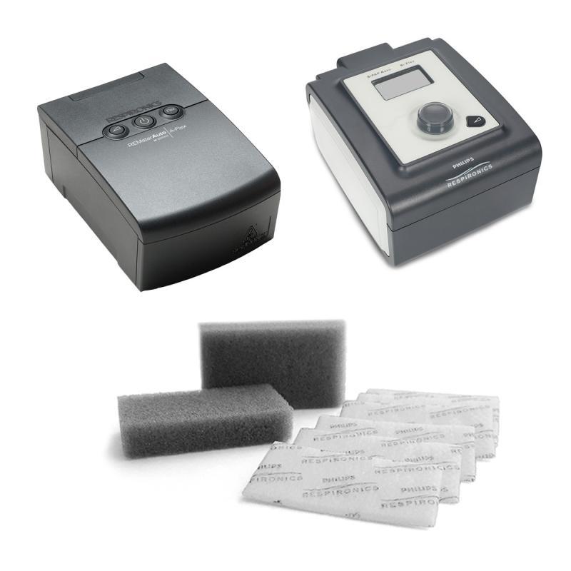 Kit COMPLETO de filtros p/ M-Series, System One, A30 e A40 (14 unidades)