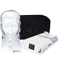 Kit CPAP automático DreamStation com Umidificador e AirFit F30