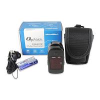 Oxímetro de pulso portátil OxyWatch MD300C1 Preto – ChoiceMMed