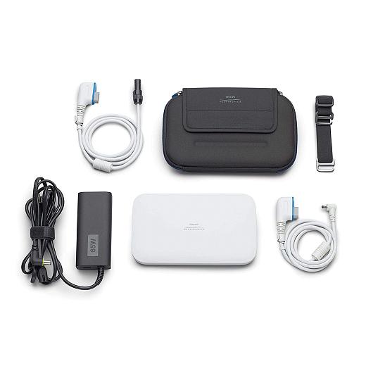 Kit de bateria portátil para BiPAP A Series (A30 e A40) e Trilogy - Philips Respironics