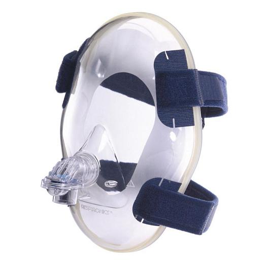 Fixador (arnês) original para máscara Total Face - Respironics