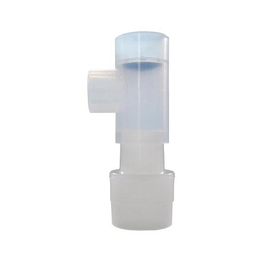 Tubo T com válvula unidirecional para Kit EPAP