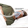 Almofada em Gel com Aba de Silicone ComfortGel Blue Full Philips Respironics 3